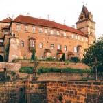 Экскурсия в замок Брандыс