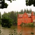 Экскурсия в замок Червена Лгота