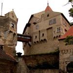 Феодальный град Пернштейн2
