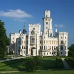 Экскурсия в замок Глубока над Влтавой
