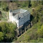 Экскурсия в замок Груби Рогозец