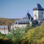 Замок Карлштейн + Конепруские пещеры