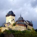 Замок Конопиште + замок Карлштейн