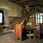 Экскурсия в замок Кокоржин