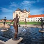 Из Праги в замок Градек у Неханиц + замок и город Литомышль