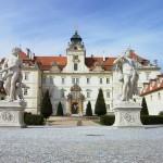 Экскурсия в замок Валтице