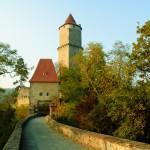 Экскурсия в замок Звиков